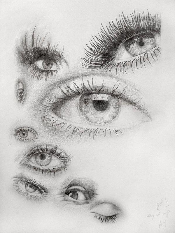 Eyes by Darksorceror.deviantart.com on @deviantART