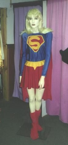 Super girl Movie (1984) available for hire in sizes 8/10 and 14/16