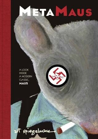 """MetaMaus: A Look Inside a Modern Classic, Maus - Having read """"Maus"""" about once a year for a couple of decades (or longer!), I cannot wait to dig into this. It's ready for my perusal!: Comics Graphic Novels, Interview, Novel Maus, Banned Books, Art Spiegelman S, Book Indulges, Drawing"""