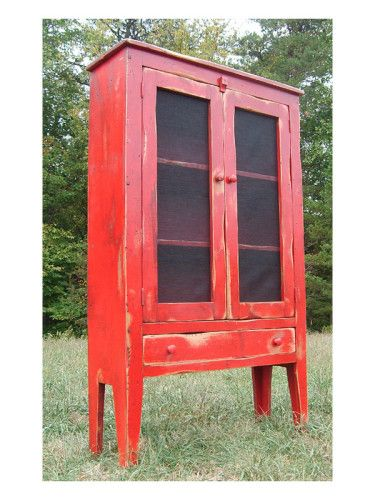 The Country Farm Jelly Cabinet Has Many Great Uses, One Being A Pantry In  Your Kitchen.