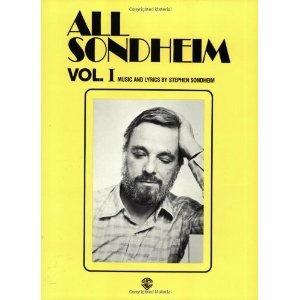 All Sondheim, Volume 1 (Paperback)  http://like.best-hometheaters.com/redirector.php?p=1576235432  1576235432