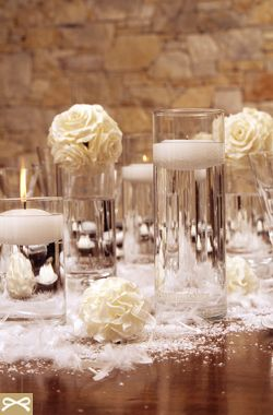Διακόσμηση Γάμου    Χειμωνιάτικος Στολισμός  - Wedding Tales - Ο γάμος των ονείρων σας!