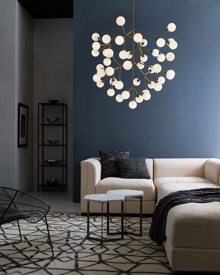 Best 20 modern chandelier ideas on pinterest industrial for Living room chandelier