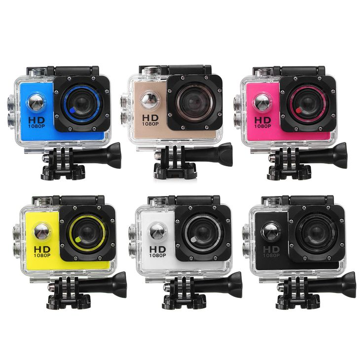SJ4000 2 Inch Screen 12MP Waterproof Anti Shake HD Action Video Camera Sport DV Camcorder