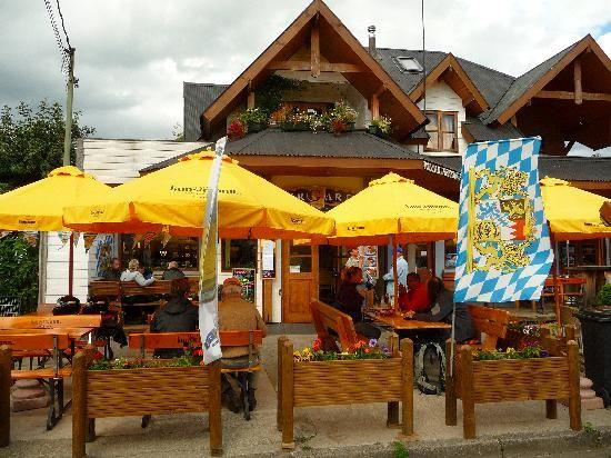 BierGarten Pucon, Pucón - Opiniones sobre restaurantes - TripAdvisor