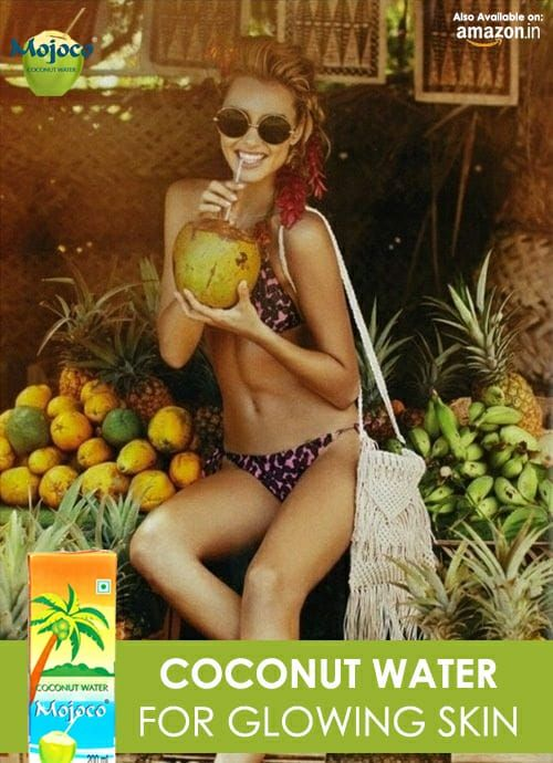 Enjoy Coconut Water.... #Mojoco #Coconut #Water 100% Natural #coconutwater #habhit #greencoconut #NaturalPure #ordernow #amazon #india #glowingskin #naturalhealing #MojocoCoconutWater #tendercoconut #glowinghair #MojocoAtOffice
