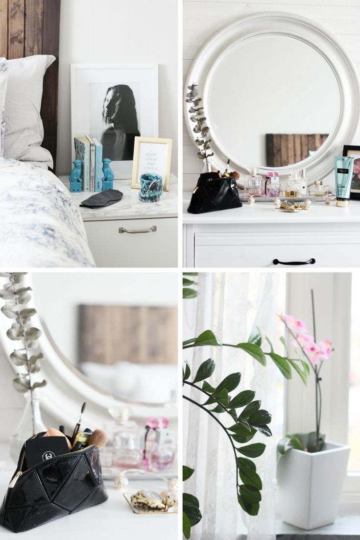 Spring And Summer Bedroom Styling