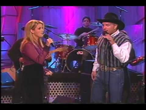 Garth brooks and trisha yearwood in another 39 s eyes live for Garth brooks trisha yearwood songs