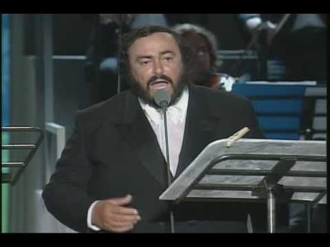 Luciano Pavarotti & Meat Loaf