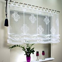I like the white-on-white paisley effect.  It is structured but still relaxed at the same time.