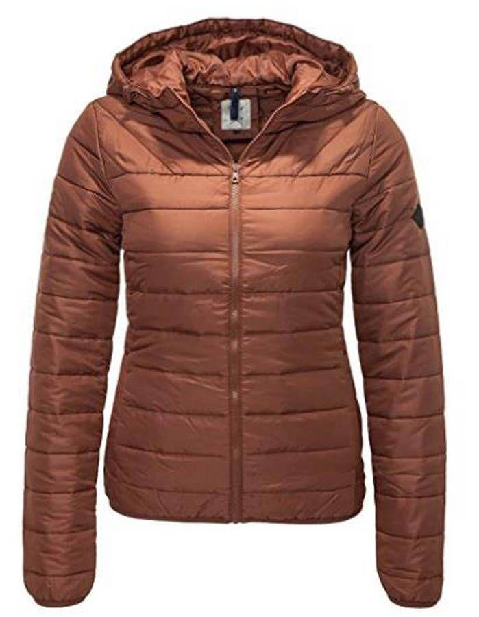 Doudoune femme de demi-saison / 22 doudounes femme pour accueillir l'hiver / Fashion / Winter / Coats