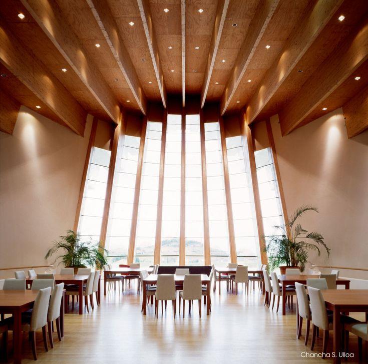 Bodegas Ysios Winery / Laguardia, Alava, Spain / Santiago Calatrava