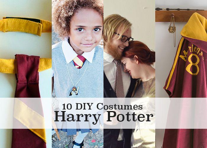 10 Amazing Diy Harry Potter Costume Tutorials To Inspire Your Diy