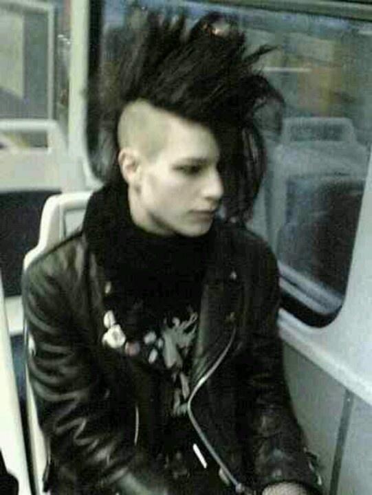 Cute Boy Nice Goth Men And Metalhead Guys Pinterest