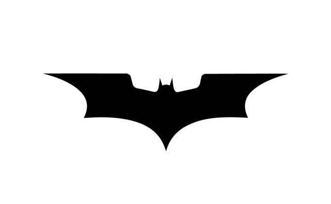 Batman logo halloween carving template all hallow s eve
