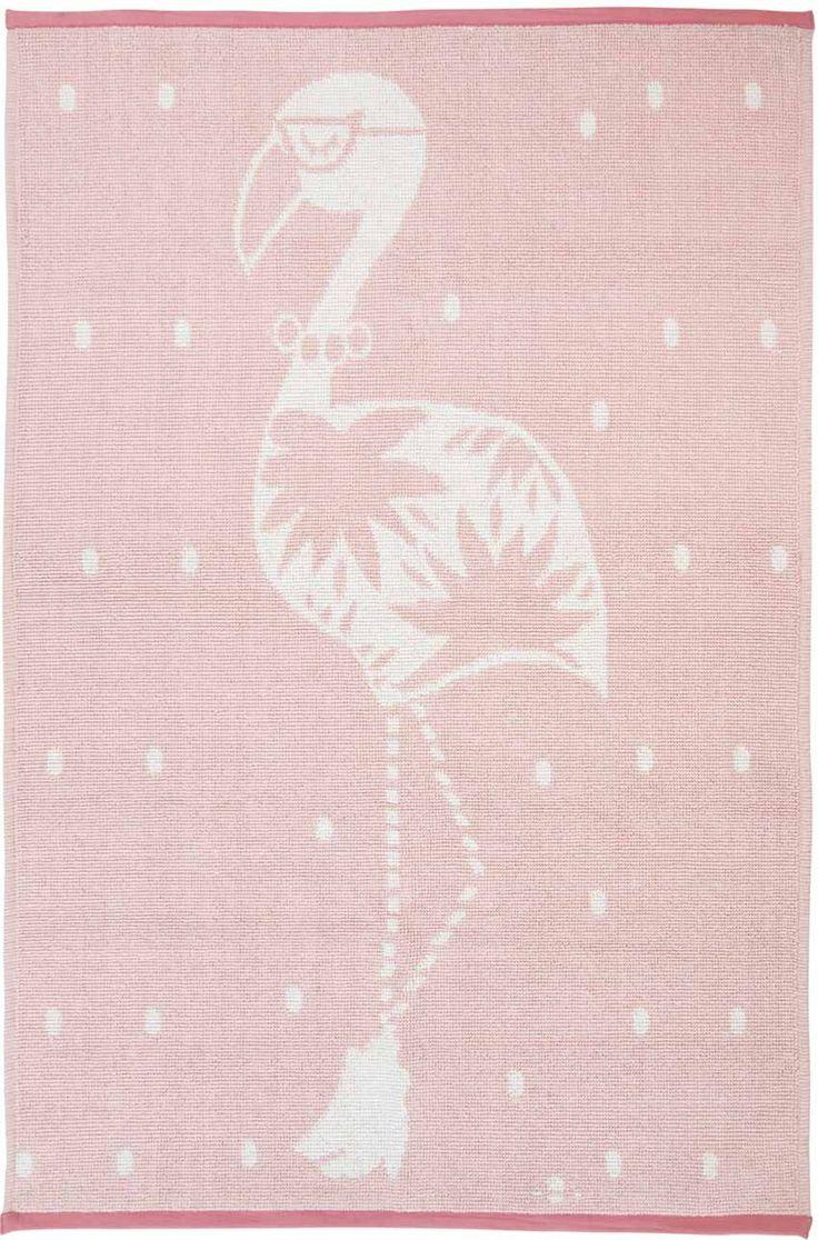 Tapis enfant flamant rose ella flamants roses les couleurs pastel et fla - Tapis couleur pastel ...