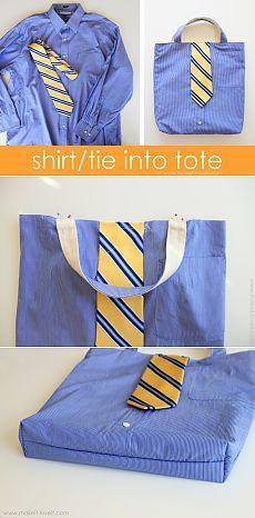 La bolsa de la camisa del hombre y lazo / bolsos, embragues, bolsas sitio / Moda de ropa interior con estilo y alteración