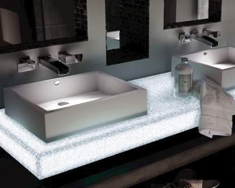 Cool Bathroom Countertops 43 best countertops images on pinterest | kitchen ideas, corian