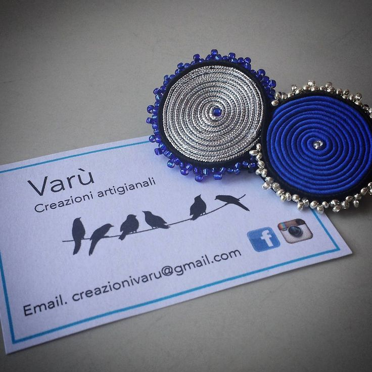 Varù is coming... #soutache #handmade #creazioniartigianali