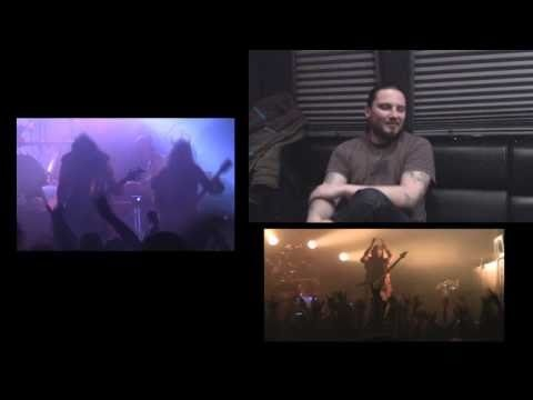 Dimmu Borgir - Daray Interview With Live Footage of Vredesbyrd