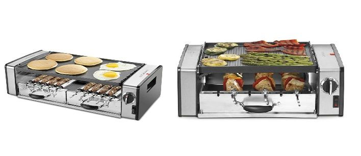 $119.00 For A Cuisinart Griddler Grill Centro (Value $199.00)