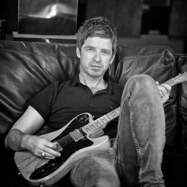 Noel: I still think tomorrow might be the day that I write the greatest song of all time. (Photo Credit: britpoppunk) #noelgallagher #nghfb