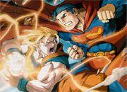 Goku vs Superman | Juegos dragon ball - jugar online