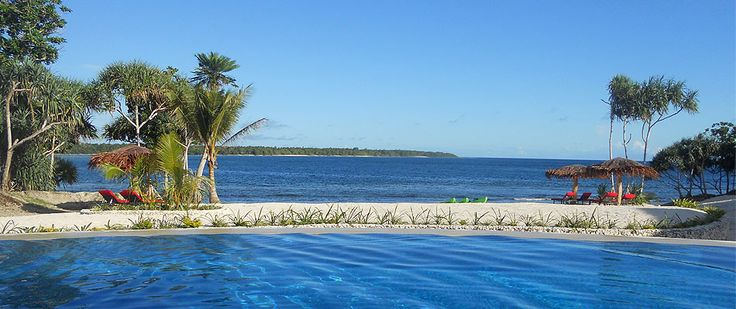 Nasama Resort Vanuatu   Vanuatu Accommodation   Port Vila Accommodation