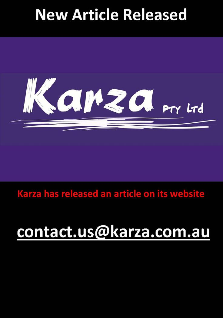 Karza Articles Releases