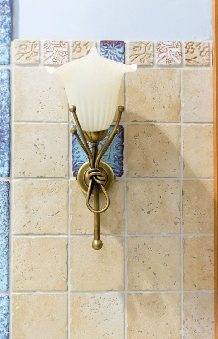 Ambient Show-room Edil-Italy:Lampa Etrusca