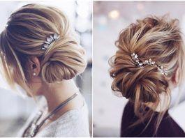 30 Chic Wedding Hair Updos for Elegant Brides