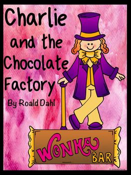 Included in this packet are activities, printables and worksheets to accompany the classic book Charlie and the Chocolate Factory by Roald Dahl. I put this product together after I finished reading the book to my second grade class. Here is a list of the different activities included.