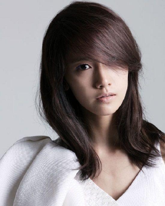 Hairstyles For Long Asian Hair : 29 best korean hair images on pinterest