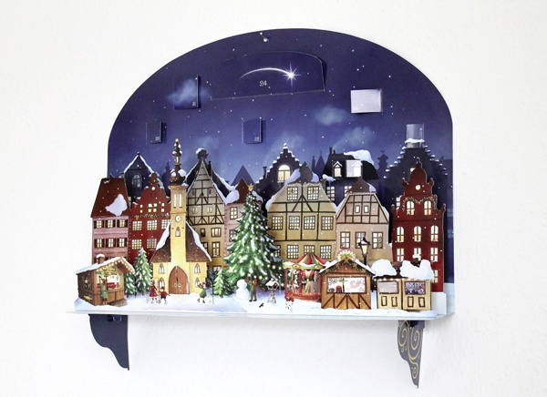 PopUp Advent Calendar, published by Coppenrath