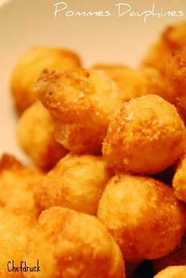 How to Make Pommes Dauphines, the French Tater Tots | chefdruck.com