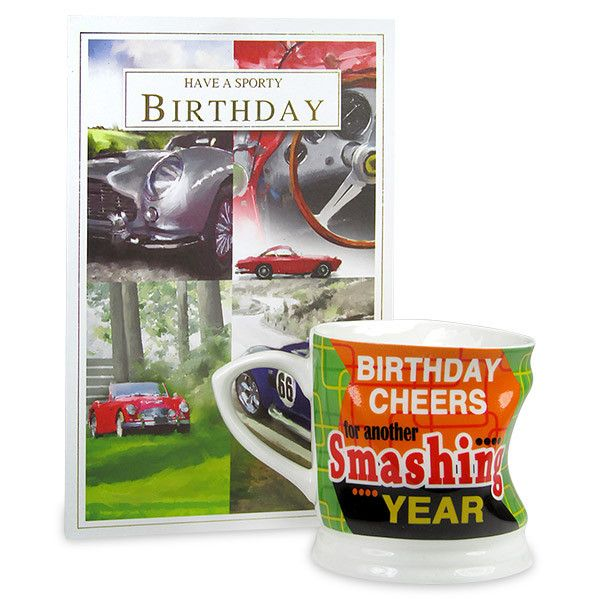 Stylish Birthday Hamper Gift this birthday hamper to your dear one which contains a greeting card and a stylish birthday mug. Rs. 429 : Shop Now : https://hallmarkcards.co.in/collections/shop-all/products/shop-birthday-hamper