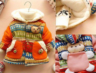 http://babyclothes.fashiongarments.biz/  Unisex 3 6 9 12 Months Baby Girls Kids Boy Clothes Winter 3D Bear Bohemia Jacket Outwears Tops Hoodies Snowsuit Snowwear Coat, http://babyclothes.fashiongarments.biz/products/unisex-3-6-9-12-months-baby-girls-kids-boy-clothes-winter-3d-bear-bohemia-jacket-outwears-tops-hoodies-snowsuit-snowwear-coat/, ,       Size            Bust            Coat Length            Shoulder             Sleeve           12-18Month            33*2cm            35cm…