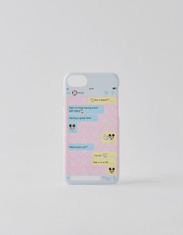 bershka funda iphone