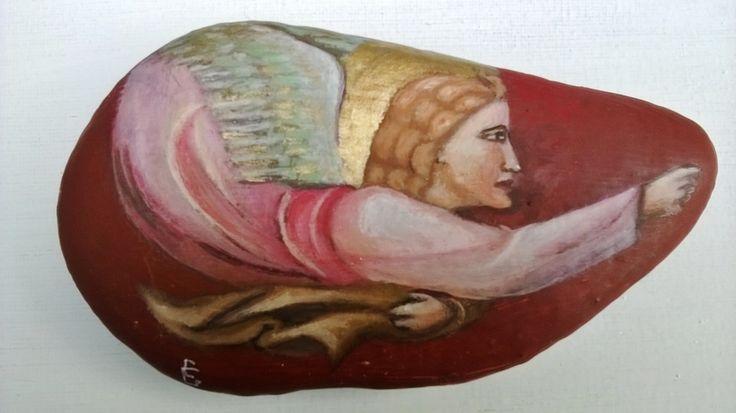 Image of Giottini Angelo Annunziatore fondo rosso