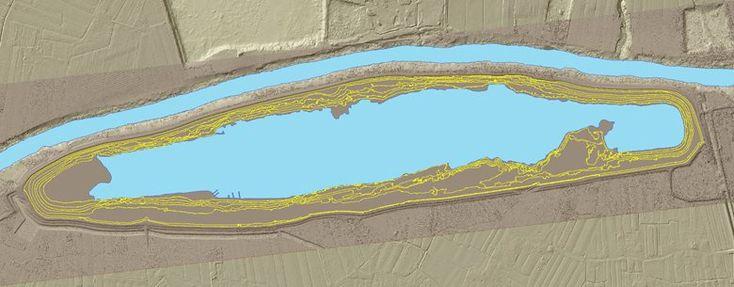 Rilievo con drone e calcolo volumi di invaso della Cassa di Espansione dell'Arno in località Roffia, S. Miniato (PI), Roffia, 2015 - GeoInformatiX, Alberto Antinori