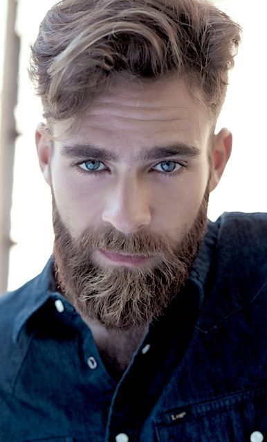 Stunning 49 Amazing Beards And Hairstyles For Modern Men