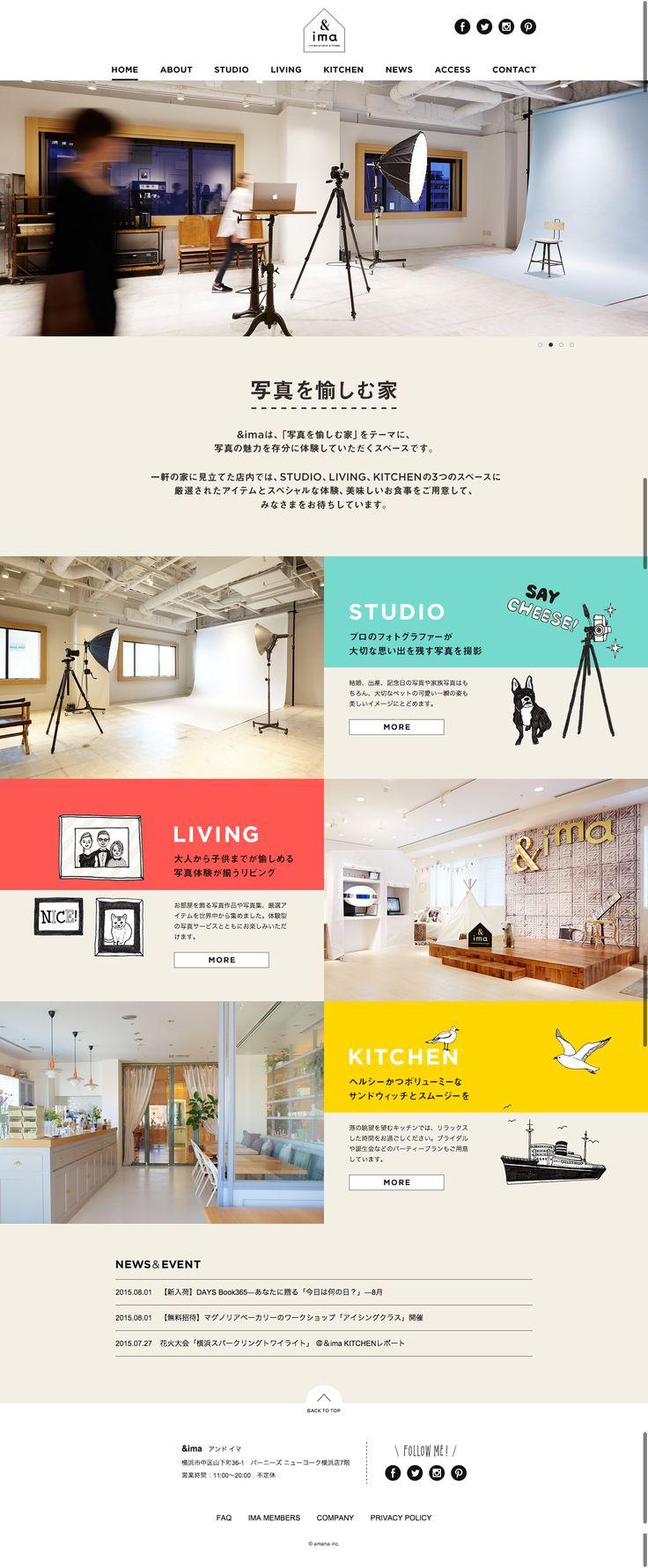 #Japanese #Webdesign http://and-ima.jp/
