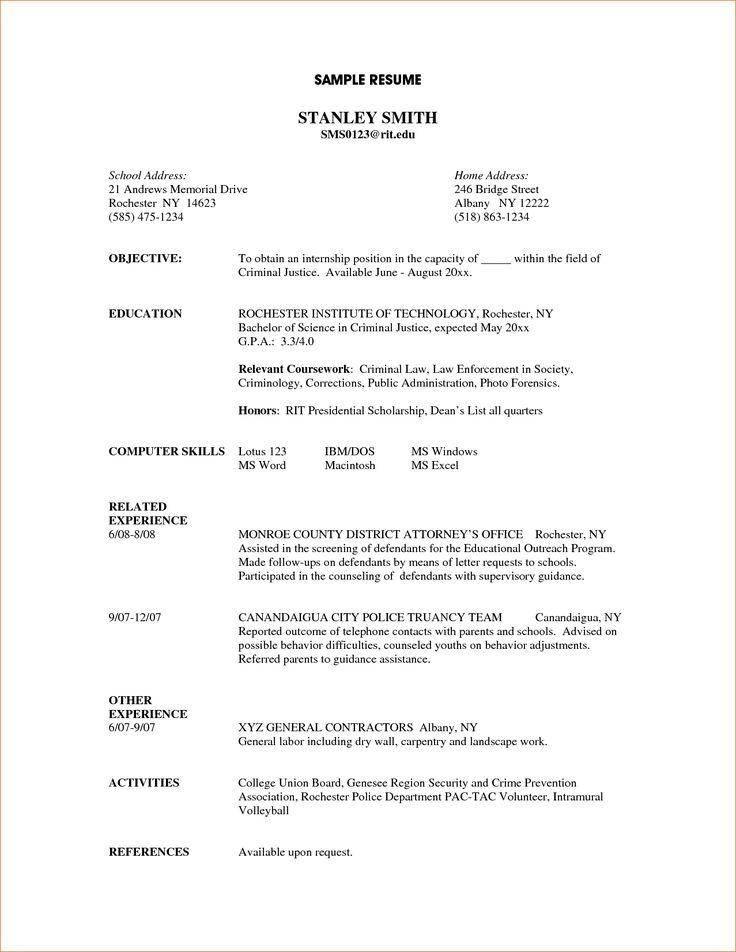 25+ ideias exclusivas de Perfect resume example no Pinterest - personal assistant resume template