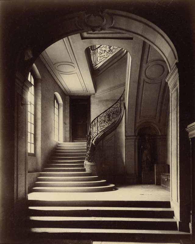 Photographie artistique et vintage de Paris. Art et déco