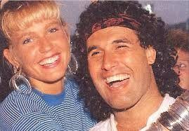 Sergio Mallandro e Xuxa anos 90