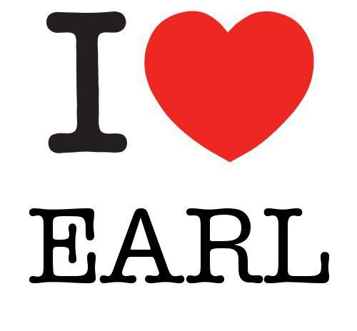 I Heart Earl #love #heart