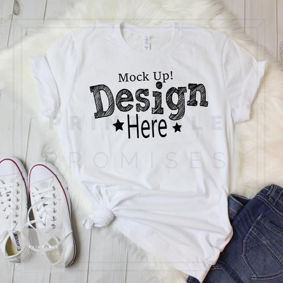Download Free Bella Canvas Unisex T Shirt Mockup 3001 White T Shirt Mockup Psd Free Psd Mockups Shirt Mockup Clothing Mockup Mockup Free Psd
