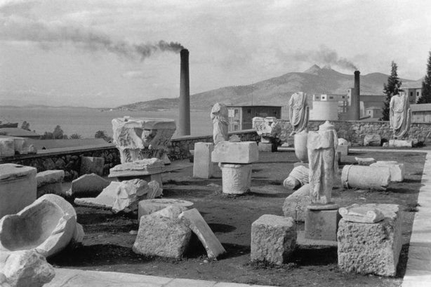 GREECE CHANNEL | ELEUSIS, Greece—1953.  © Henri Cartier-Bresson / Magnum Photos