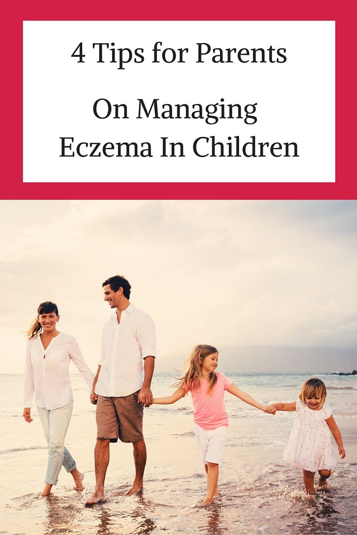 4 Tips for Parents On Managing Eczema In Children