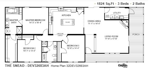 Levellers Lifts further House For Rent Near Me additionally Plan details additionally 184225440981170314 together with Florida Mobile Home Floor Plan. on mobile home trailer houses
